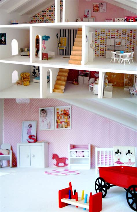kids craft doll houses kids crafts dollhouse