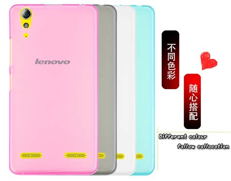 Lenovo A6000 Jellycase Back Softcase Silicon Cover lenovo a6000 cover anti skiding slim soft tpu silicone back cover for lenovo a6000 lenovo