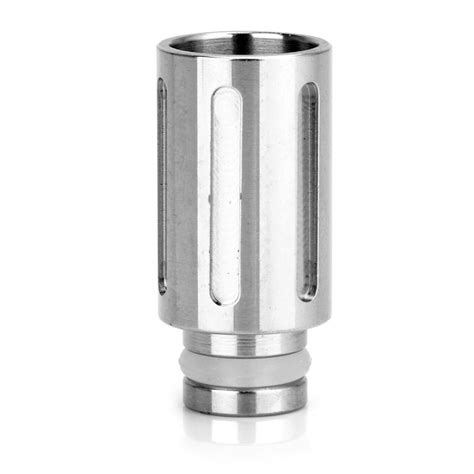 Drip Tip 510 Silver Perak 1 buy 510 drip tip silver stainless steel 25mm at 3fvape goods catalog chinaprices net