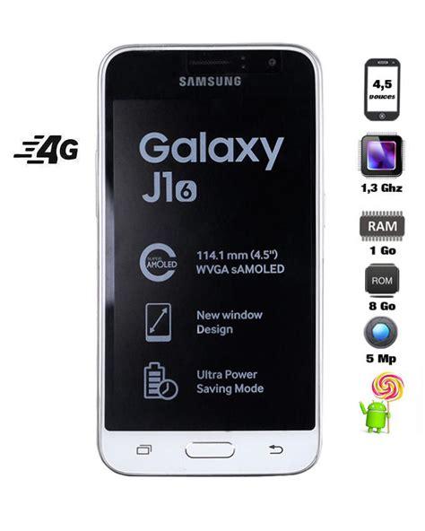 Ram Samsung J1 samsung galaxy j1 6 4g 4 5 quot 8 go 1 go ram android blanc achat en ligne sur lcd maroc