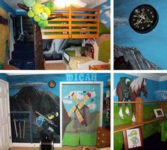 boys room ideas on legends and the