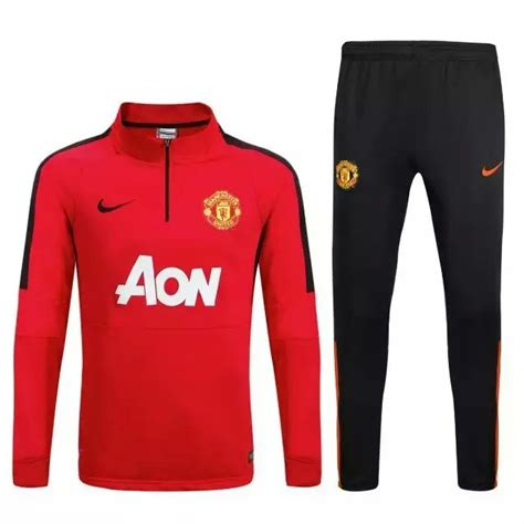 Sweater Manchester United Navy 1516 manchester united sweater zip sweater