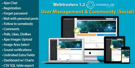 sle of codeigniter project codeigniter user management community social with chat