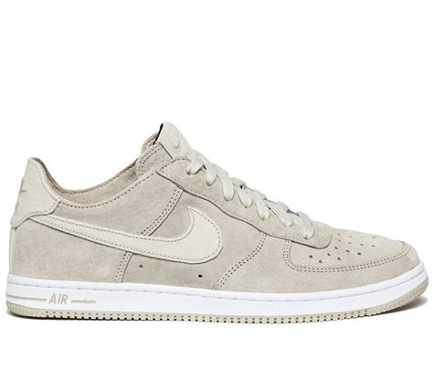 air force one light nike air force 1 low light sand sneakerfiles