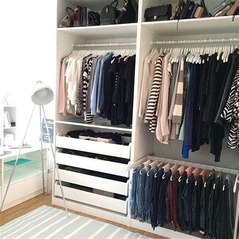 Pax Closet Ideas by Best 25 Pax Closet Ideas On Walk In