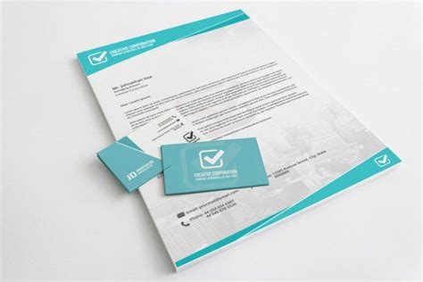 Business Card Letterhead Mockup 38 Useful Letterhead Mockup Psd Templates For Print Web Resources Free