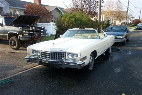 Cadillac Eldorado by 1973 Cadillac Eldorado Convertible For Sale