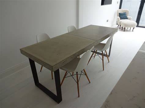 concrete kitchen tables concrete kitchen table 28 images esazainal concrete