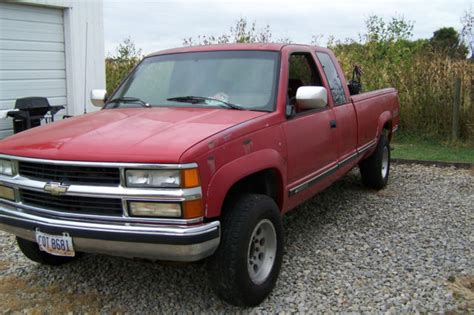 books about how cars work 1994 chevrolet 2500 seat position control red 1994 chevy silverado 2500 pickup extended cab classic chevrolet c k pickup 2500 1994 for
