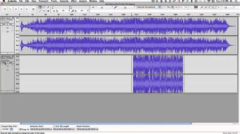 tutorial youtube audacity audacity tutorial combining 2 songs into one youtube