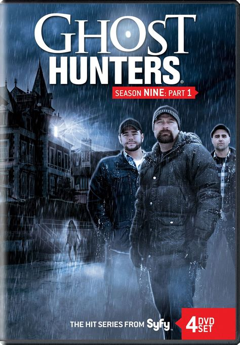 film about ghost hunters ghost hunters dvd release date