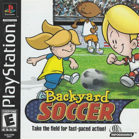 Backyard Ps3 by Backyard Soccer Sony Playstation