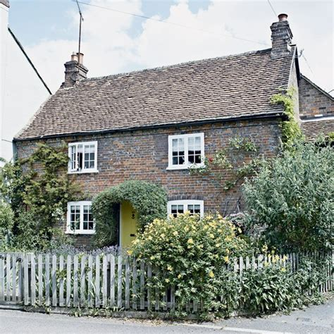 take a look inside this charming chocolate box cottage in