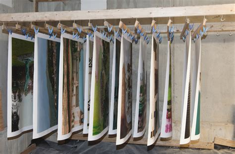 Canvas Drying Rack canvas printing hal looney photography