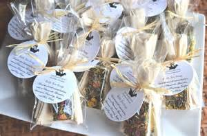 tea favors it that what you want now home ideas