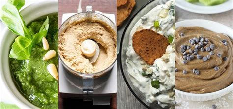 20 easy dips you can make in 5 minutes or less using your food processor 171 food hacks daily