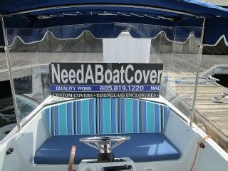duffy boats in huntington beach huntington beach client full upholstery makeover in