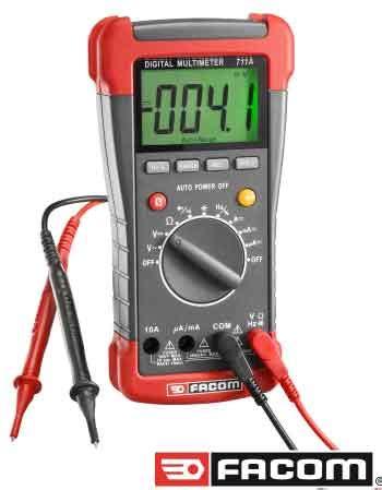 Tester Un Fusible Sans Multimetre 3914 by Recherche Multimetre Facom 711