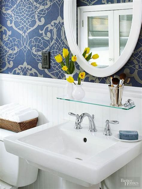8 brilliant storage ideas for your small bathroom