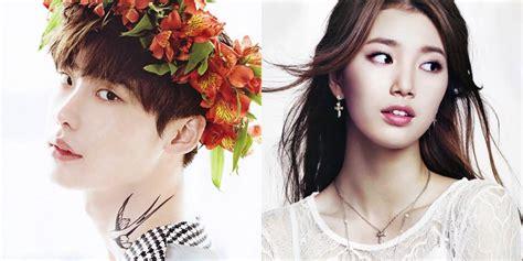 film lee jong suk dan suzy lee jong suk suzy bintangi drama quot while you sleep