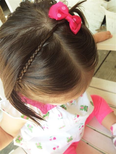 hairstyles bow headband braided headband with bow hairstyle baby girl sabrina
