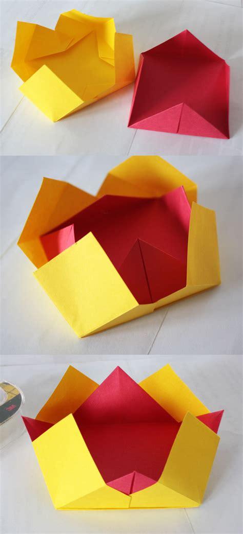 Tomoko Fuse Origami Boxes - tomoko fuse archives again