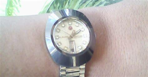 Merk Jam Tangan Antik jam tangan kuno antik dan modern rado diastar chronometer terjual