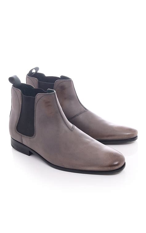 mens grey chelsea boots ted baker mens ted baker buurg chelsea boots grey ted
