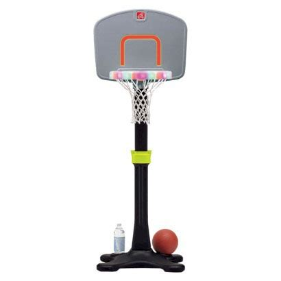 step2 light it up basketball hoop insider s toys for summer with wendy
