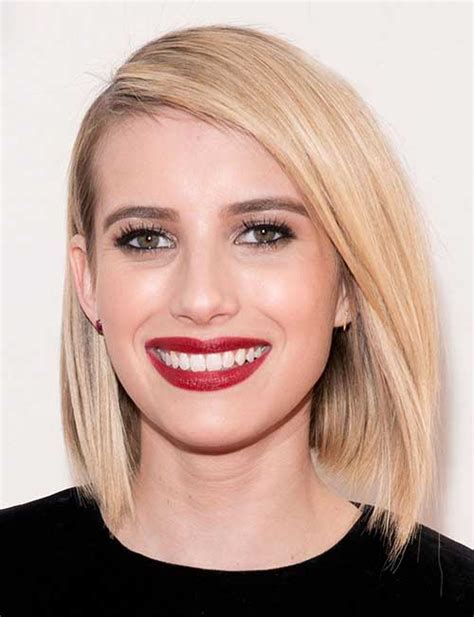 shoulder bobs for oval shaped faces most beloved long bob styles for round face bob