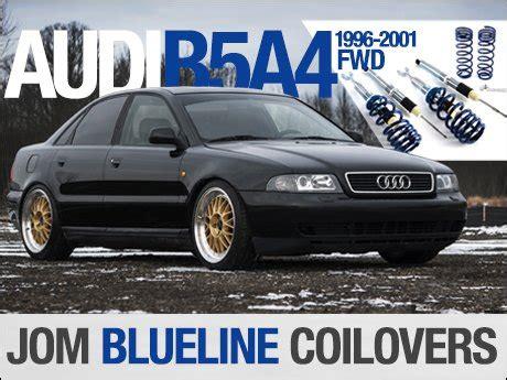 Audi A4 B5 Gewindefahrwerk by Ecs News Audi B5 A4 Fwd Jom Coilovers