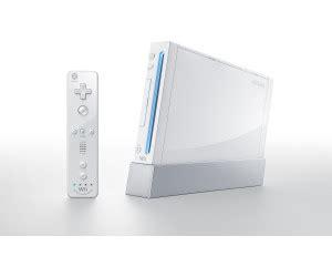 console wii family edition nintendo wii family edition au meilleur prix sur idealo fr