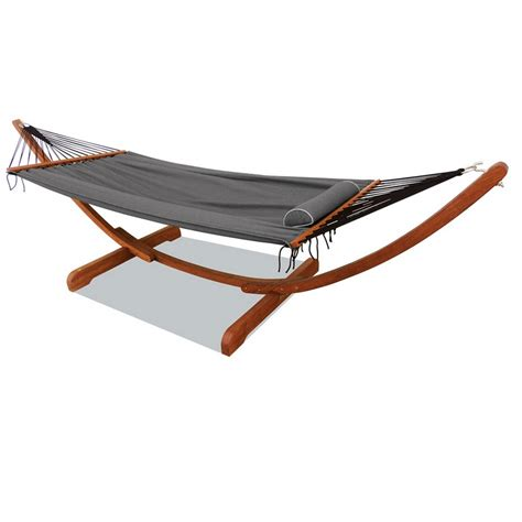 Bunnings E Gift Card - mimosa curved timber framed hammock bunnings warehouse