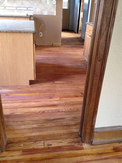 Mudroom Renovation: Hardwood Floors Refinished   1 More