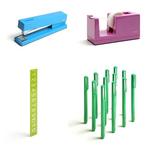 Poppin Office Supplies by Poppin Design Work