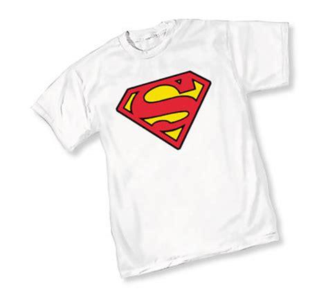Tshirt Supermen White superman t shirts symbols and logos