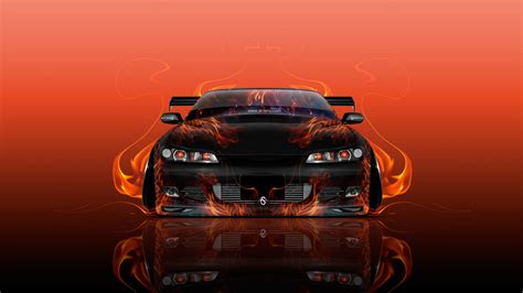 Tony Cars by Nissan S15 Jdm Tuning Front Car 2015