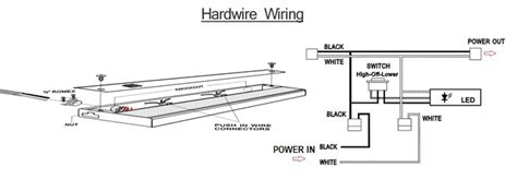 Diagram On Connecting Hard Wire Under Cabinet Lights 52