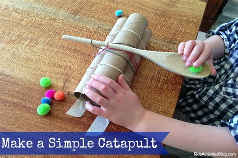 How To Make A Paper Trebuchet - simple catapult been released on