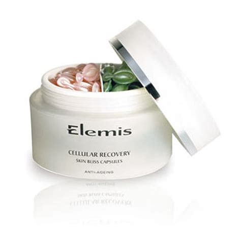 Elemis Detox Capsules Ingredients by Elemis Cellular Recovery Skin Bliss Capsules 60 Caps