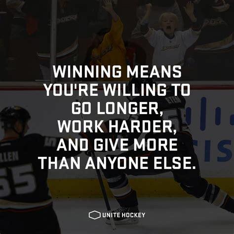 hockey quotes 17 best hockey quotes on hockey quotes