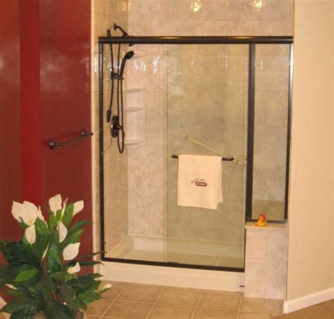 shower stall with bench 25 best ideas about fiberglass shower stalls on pinterest