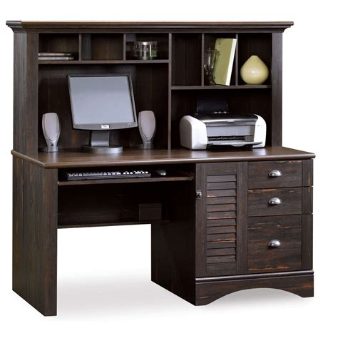 Overstock Computer Desks Store Your All Office Items Through Computer Desk With Hutch Atzine