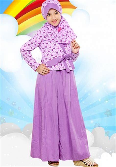 Baju Muslim Anak Model Terbaru 10 Contoh Baju Muslim Anak Keren Model Terbaru 2015