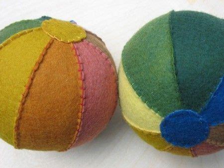 pattern felt ball felt rainbow ball tutorial pin cushions baby gifts and