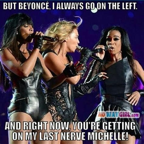 Meme Michelle - lmao everyone is like poor michelle after the super bowl