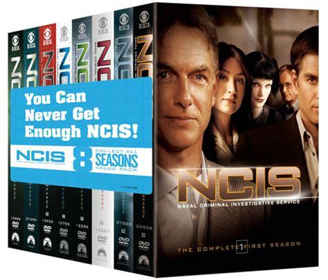 deal ncis seasons 1 8 dvd box set