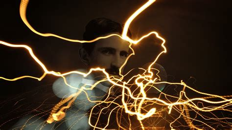 Tesla Coil Wallpaper Nikola Tesla Wallpapers Wallpapersafari