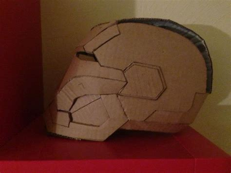 Origami Iron Helmet - 17 best images about pepakura on halo foam