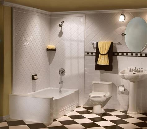 How To Design Your Bathroom | cuarto de ba 241 o retro im 225 genes y fotos